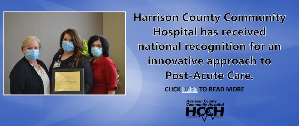 National Recognition Post-Acute Care